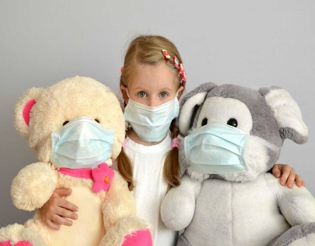 Coronavirus en infantes Coronavirus en niños Coronavirus en bebés