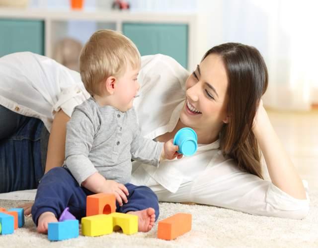 Desarrollo del lenguaje de 1 a 2 años de edad
