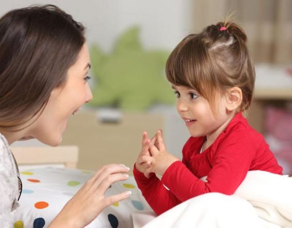 Desarrollo del lenguaje de 4 a 5 años