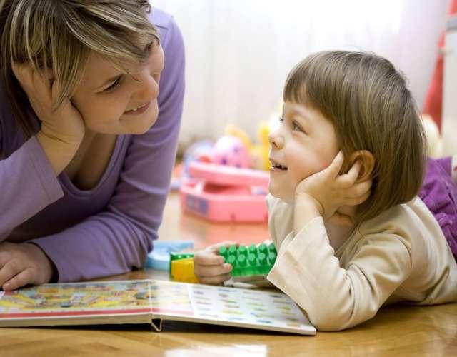 Desarrollo del lenguaje de 4 a 5 años de edad