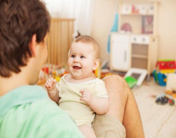 Desarrollo del lenguaje de 7 a 9 meses