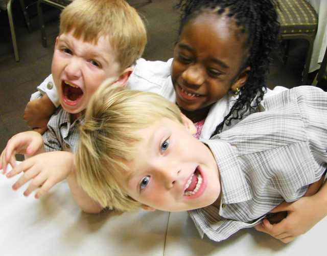 Desarrollo del lenguaje en niños de 5 a 6 años