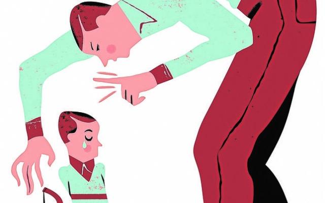 ausencia de valores en niños