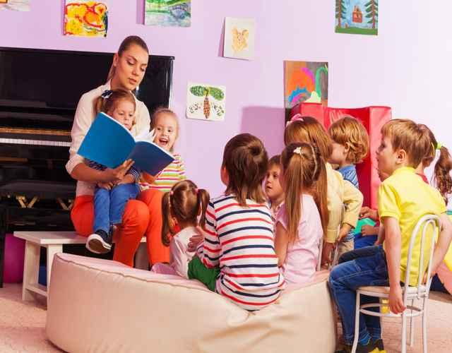 Guarderías infantiles en centros de trabajo