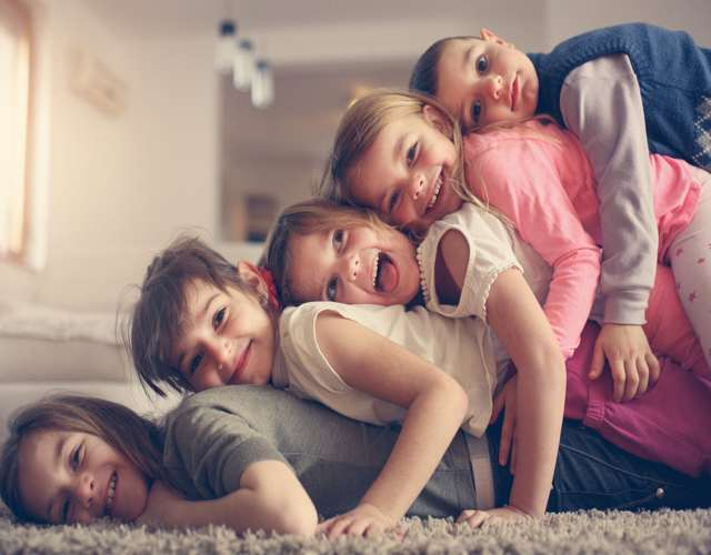 Influye el orden de nacimiento de sus hijos con su personalidad