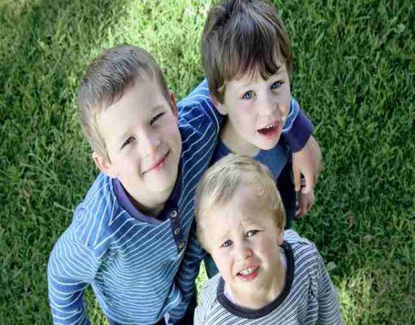 Influye el orden de nacimiento de tus hijos con su personalidad