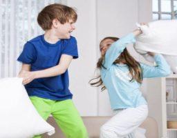 La verdad sobre las peleas en la infancia
