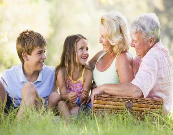 los abuelos entrometidos