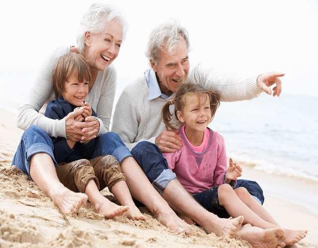Los abuelos se entrometen demasiado Trucos