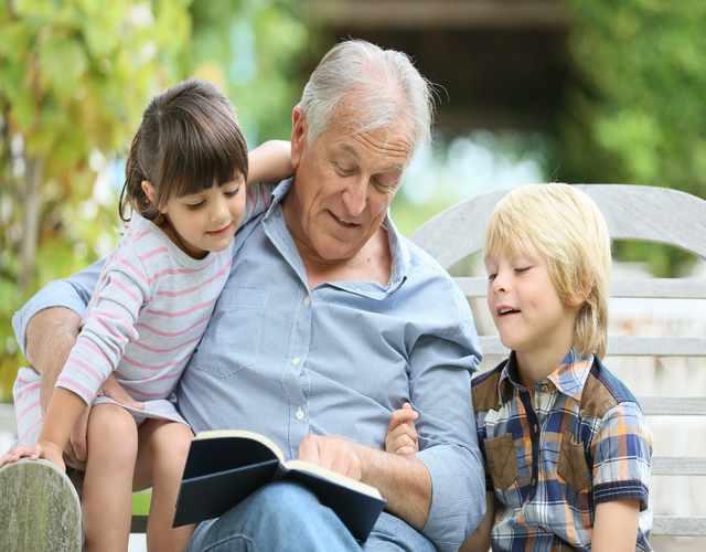 Los abuelos se entrometen demasiado