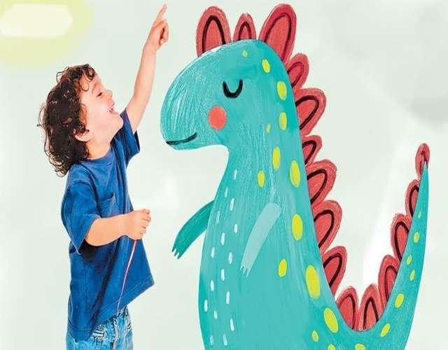 Niños con amigo imaginario