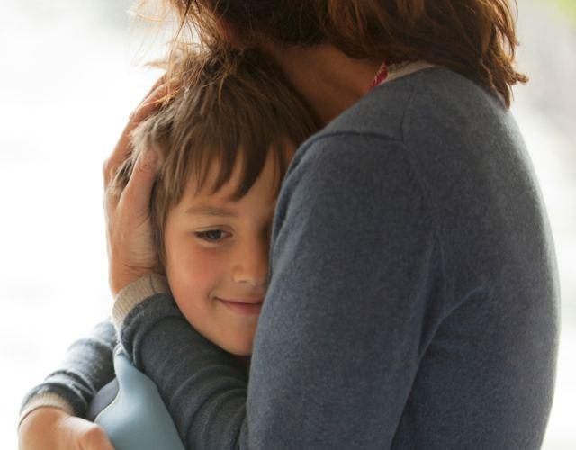 Qué hacer si tu hijo te pega