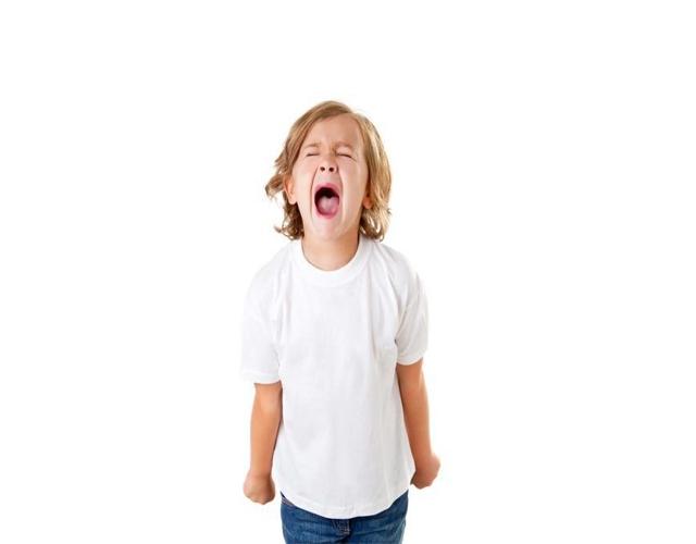 señales de un niño malcriado