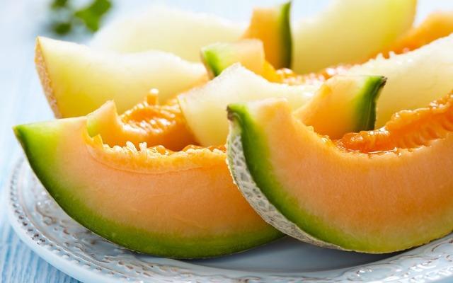 melón para embarazadas