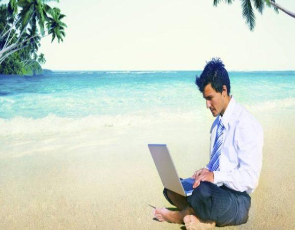 conciliar el trabajo en las vacaciones de verano
