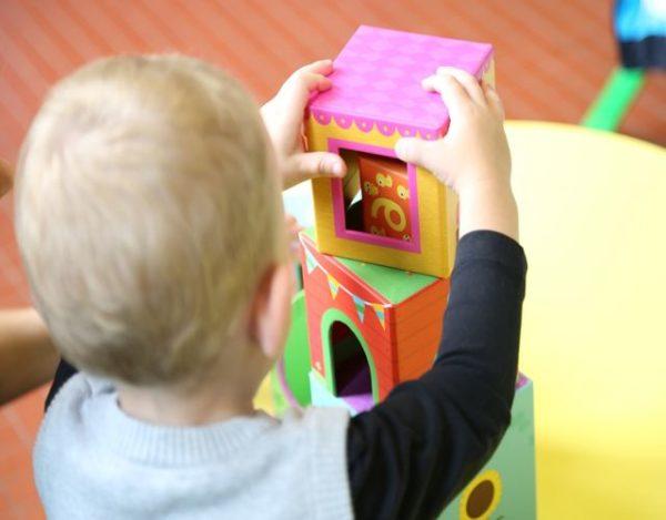 Consejos para los niños en el periodo de adaptación a la escuela infantil
