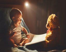Cuál es la luz ideal para el bebé