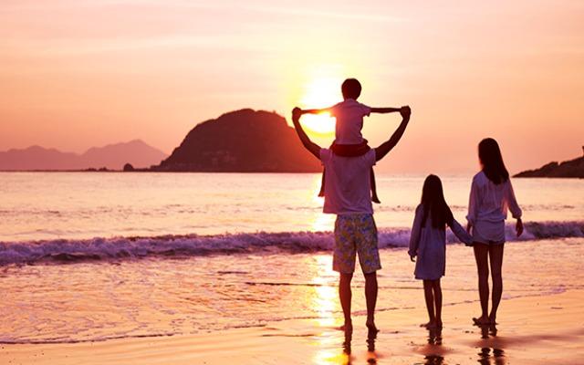 Beneficios de viajar en familia