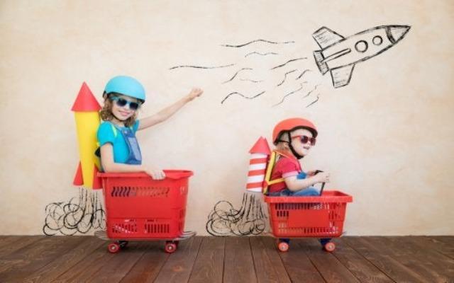 El aburrimiento de los niños desarrolla la creatividad