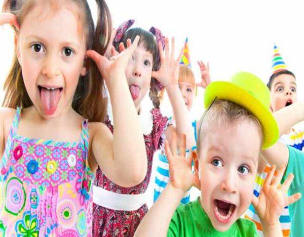 Se debe celebrar con fiestas todo lo que hacen nuestros hijos