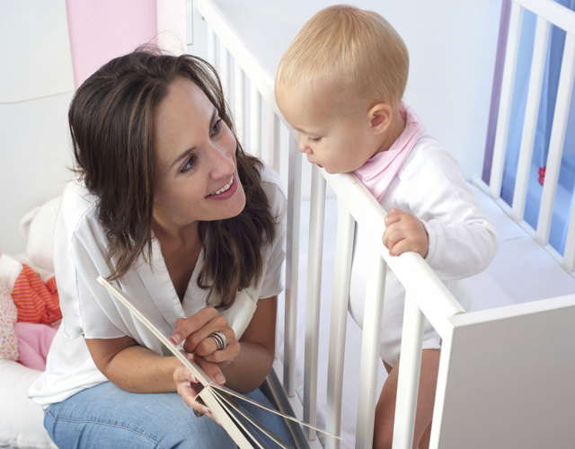 5 consejos para hablar a tu bebé