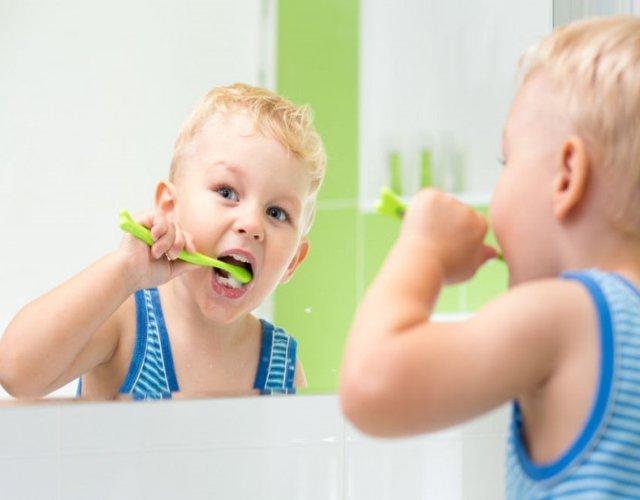 6 trucos para la buena higiene en la infancia