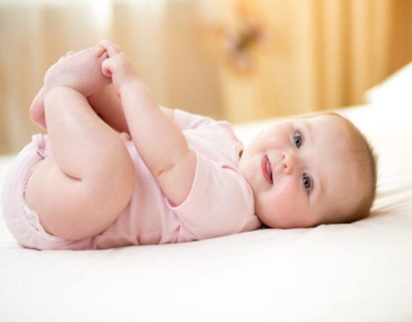 Bebé gordito
