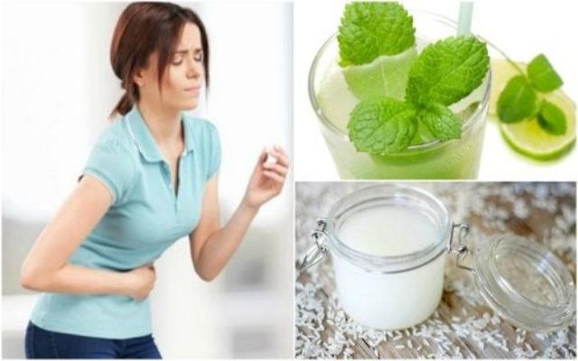 terapias naturales contra las náuseas