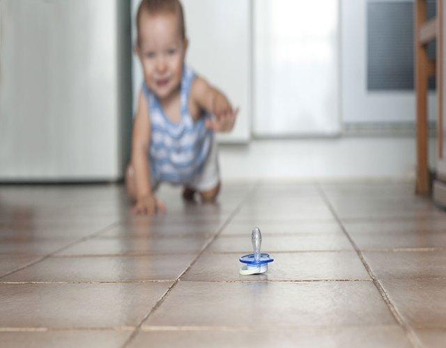 Cómo mantener la higiene en las cosas del bebé