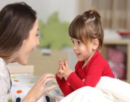 consejos para hablar a tu bebé