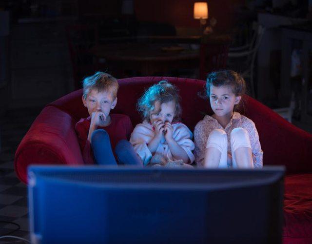 Cuándo es adecuado que un niño vea películas de terror
