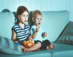 Cuándo puede un niño ver películas de terror