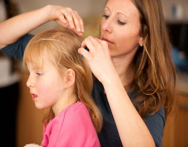 Hábitos de la higiene diaria cuidado del cabello