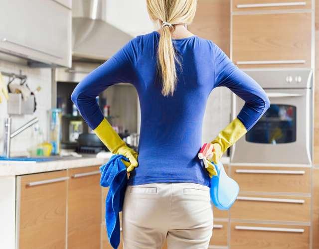 higiene en el hogar cuando hay un bebé