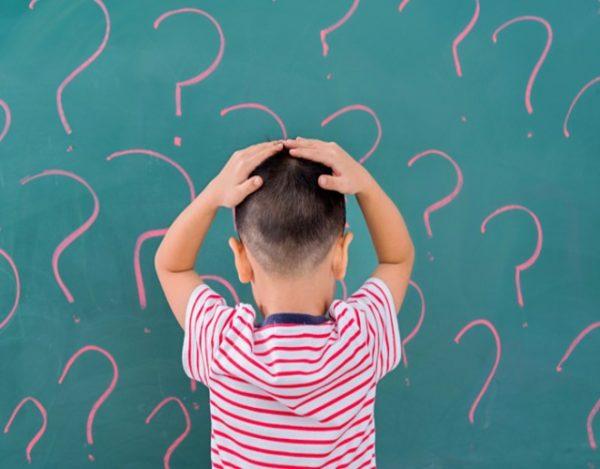 Preguntas complicadas de tus hijos