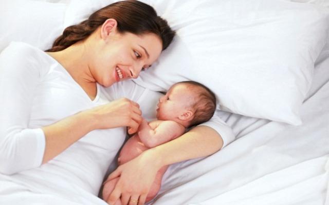 cosas que no puedes hacer con un bebé