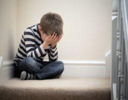 Riesgo psicosocial para niños