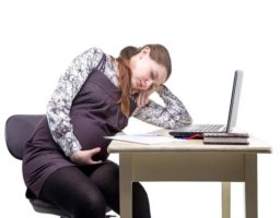 Trabajo a turnos es un riesgo de embarazo