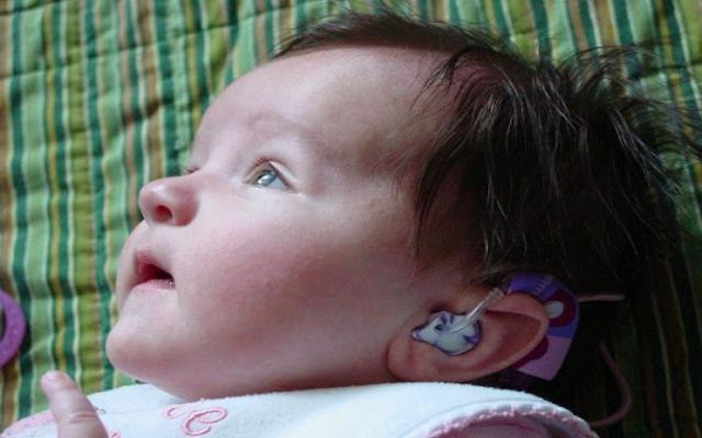 Audífonos para bebés