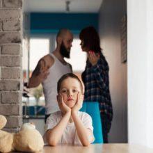 Efectos de las peleas de los padres en los hijos regular sus emociones