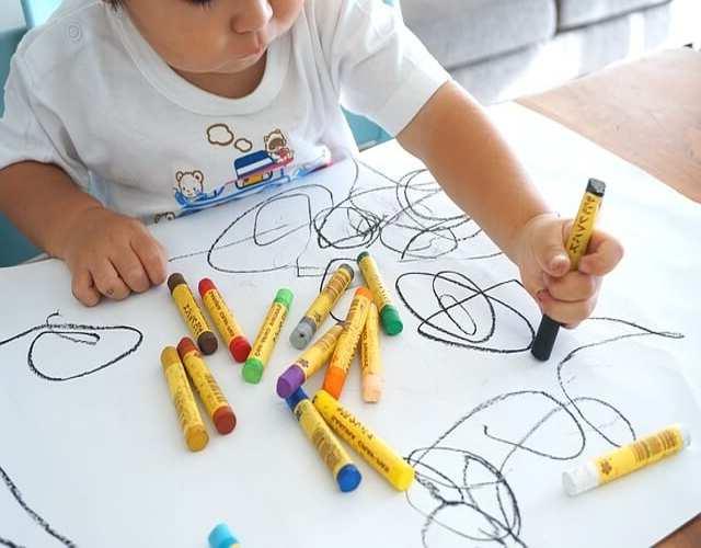 Etapa de la pandilla o realismo en desarrollo del dibujo en los niños