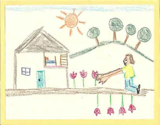 Etapa esquemática en el desarrollo del dibujo en el niño