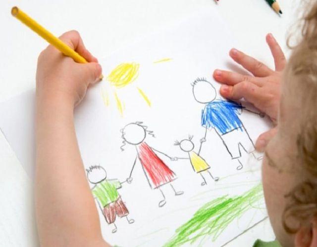 Etapa esquemática en el desarrollo del dibujo en los niños