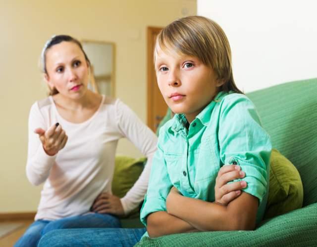 los padres cortacésped