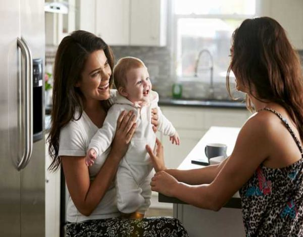 Método ROPA Maternidad Compartida