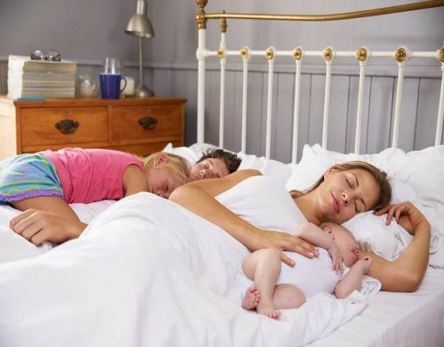 Problemas comunes para intimar cuando tienes hijos