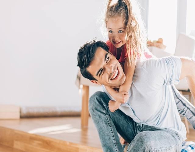 Problemas que deben superar los papás solteros