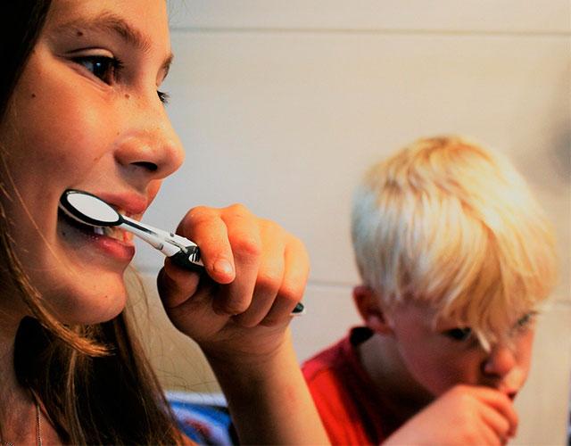 consejos dientes sanos ninos